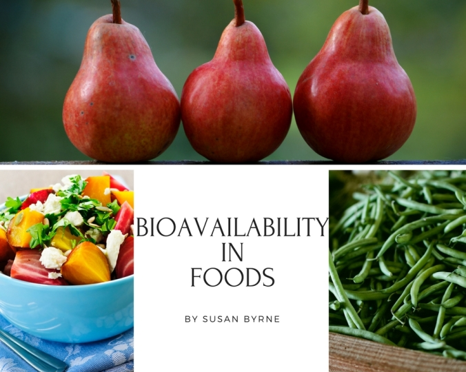 bioavaialability in foods